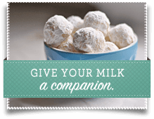 Give your Milk a Companion.
