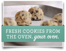 Fresh Cookies from the Oven, your Oven.