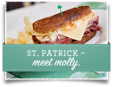 St. Patrick - Meet Molly.